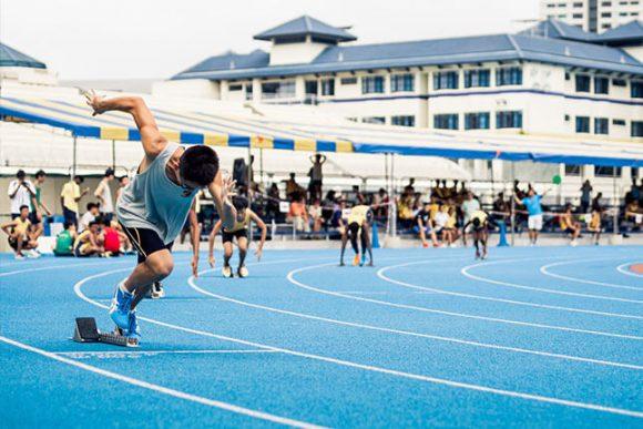 Asher Smith Sets British Championships 100m Record